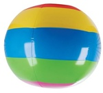 48 inch Glossy Panel Beach ball