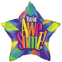 You're Awesome! STAR