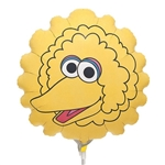 14 inch Sesame Street Big Bird Head
