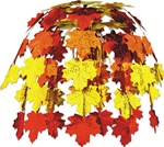 24 inch Fall Leaf Cascade