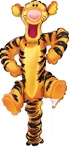 Disney Tigger Mini Shape