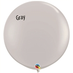 Qualatex GRAY Balloon