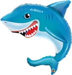Smilin' Shark Foil Balloon