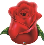 Red Rosebud Balloon