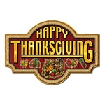 Happy Thanksgiving Sign