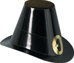 Pilgrim Hat with Buckle