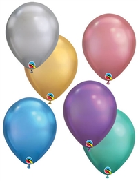 CHROME Latex Assortment