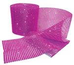 Bling Wrap Fuchsia 4.75in x 10yd
