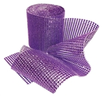 Bling Wrap Purple 4.75in x 10yd