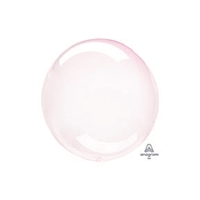 LIGHT PINK PETITE Crystal Clearz Balloon