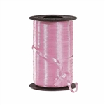 PINK Curling Ribbon 3/16in x 500yd, Price Per EACH