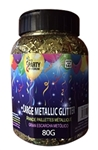 80gr GOLD Foil Confetti Shred
