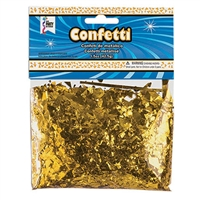 GOLD Foil Confetti Shred