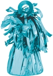CARIBBEAN BLUE Foil Balloon Weights