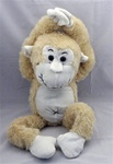Plush Hanging Monkey