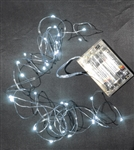 9ft Cool 30 LED Light Garland
