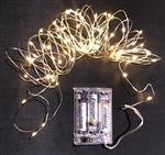 20ft Warm 80 LED Light Garland