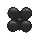16 inch BLACK MagicArch Balloon SMALL
