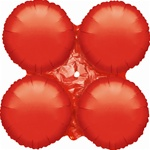 29 inch RED MagicArch Balloon