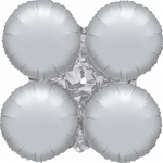 29 inch SILVER MagicArch Balloon