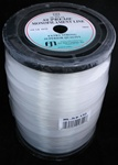 150lb Test Clear Monofilament for Balloon Arch 600yd, Price Per EACH