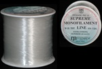 10lb Test Clear Monofilament for Balloon Arch 650yd, Price Per EACH