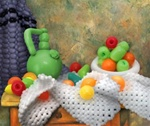 Fruit Bowl Note Card