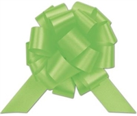 "1¼""x5""x20 Loops CITRUS GREEN Pull Bow"