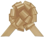 "1¼""x5""x20 Loops GOLD Pull Bow"
