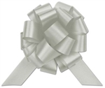 "1¼""x5""x20 Loops SILVER Pull Bow"