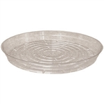 7 inch Clear Saucer
