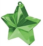 170g Star Balloon Weight GREEN