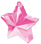 170g Star Balloon Weight PINK