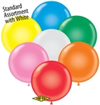 24 inch Balloon - Assorted Colors