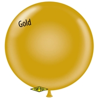 36 inch Gold Balloon