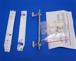 Bosch 00499011 Dryer Left Side Door Hinge Kit