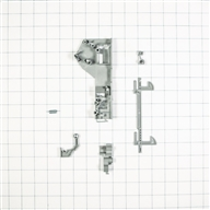 Bosch Thermador 11018656 Microwave Door Latch Kit