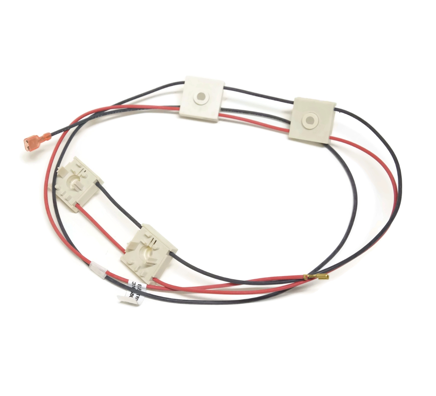 Frigidaire 316580611 Range Ignitor Spark Switch Harness on