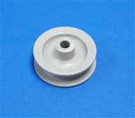 Electrolux 5304507405 Tub Roller Gray
