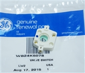GE WB24K5078 Range Burner Switch