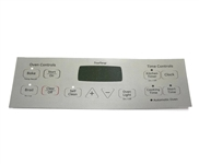 GE WB27K10279 Oven Control Overlay