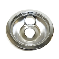 GE WB32X5075 6 Inch Chrome Drip Pan