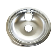 GE WB32X5076 8 Inch Chrome Drip Pan