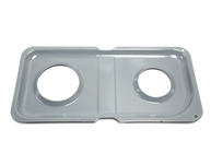 GE WB34K10013 Double Drip Pan Gray