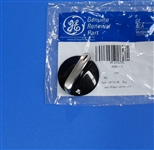 GE Washer Dryer Selector Knob Black WE1X1206