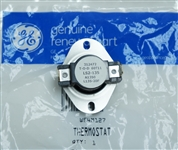 GE WE4M127 Dryer Thermostat