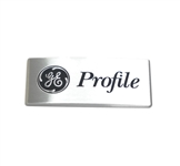 GE WR04X10161 Lens Name Plate