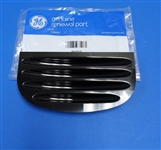 GE WR17X10745 Refrigerator Dispenser Grill Black