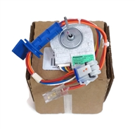 GE WR23X10476 Evaporator Fan Motor and Harness