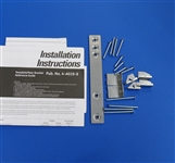 GE Undercounter Microwave Install Kit JXA019K WX4-A019